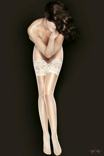 Falke Seidenglatt 15 Hold Ups - Mayfair Stockings