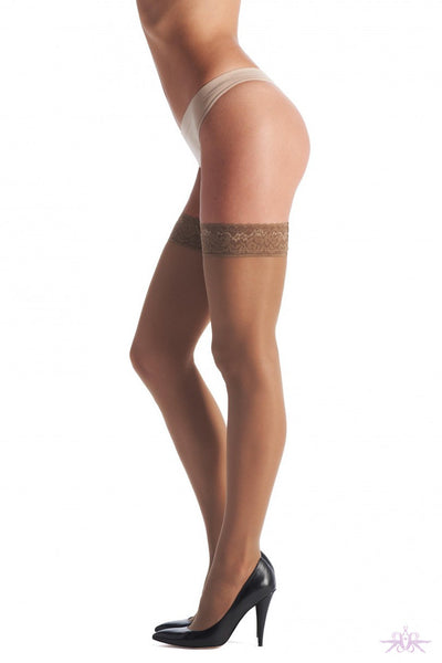 Oroblu Chic Up 30 Hold Ups - Mayfair Stockings
