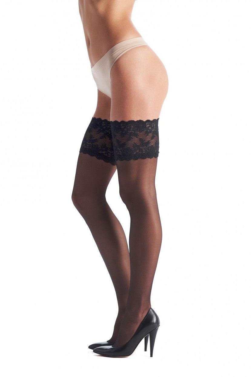 Oroblu Prestige Hold Ups - Mayfair Stockings