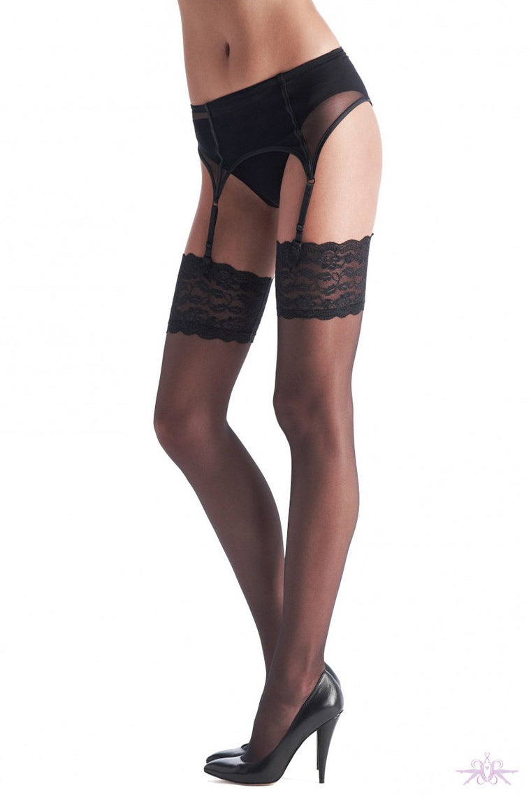 Oroblu Bas Secret 15 Stockings - Mayfair Stockings - Oroblu - Stockings - 1