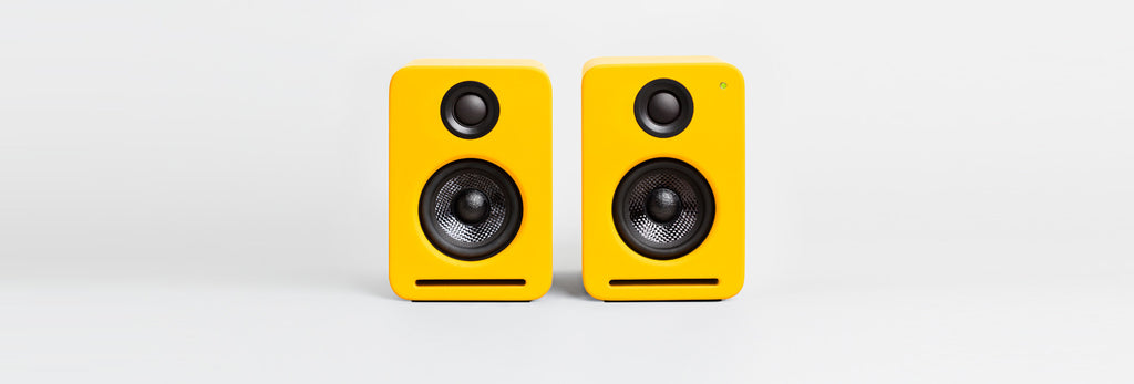 Nocs NS2 V2 Yellow