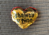 Shawty U Fine Sequin Pillow - ORDER BY 2/8 FOR VALENTINES DAY DELIVERY
