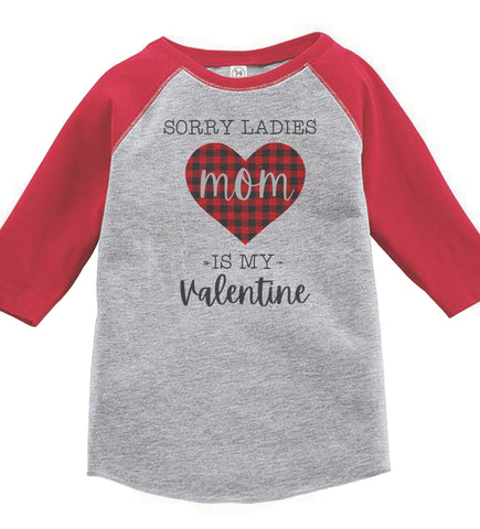 Sorry Ladies Valentines Day Shirt or Bodysuit | Baby & Kids Graphic Tees