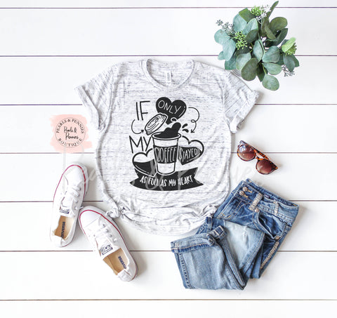 Coffee Tee Shirt | Women's Graphic Tees