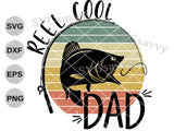 Fathers Day Shirt | Reel Cool Dad