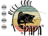 Fathers Day Shirt | Reel Cool Papa