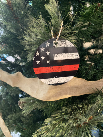 Fire Fighter Ornament