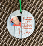 Someone We Love is in Heaven Ornament