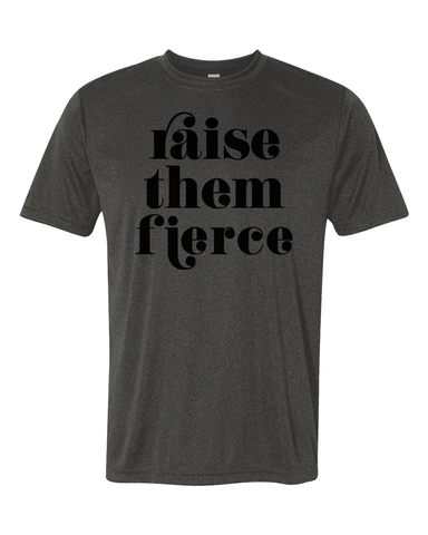 Raise Them Fierce | Women's Graphic Tees | Graphic Tees