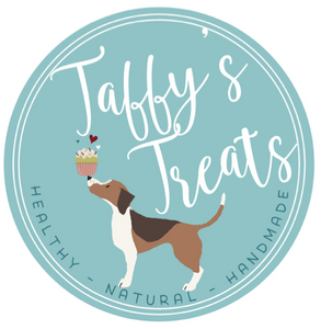 Taffy's Treats - Natural Dog Treats and Custom Bakery