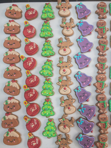 Deluxe Holiday Treats by Taffy's Treats