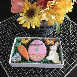 Decorated Easter Treats for a Pawty