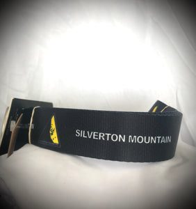 Caution Logo Belt