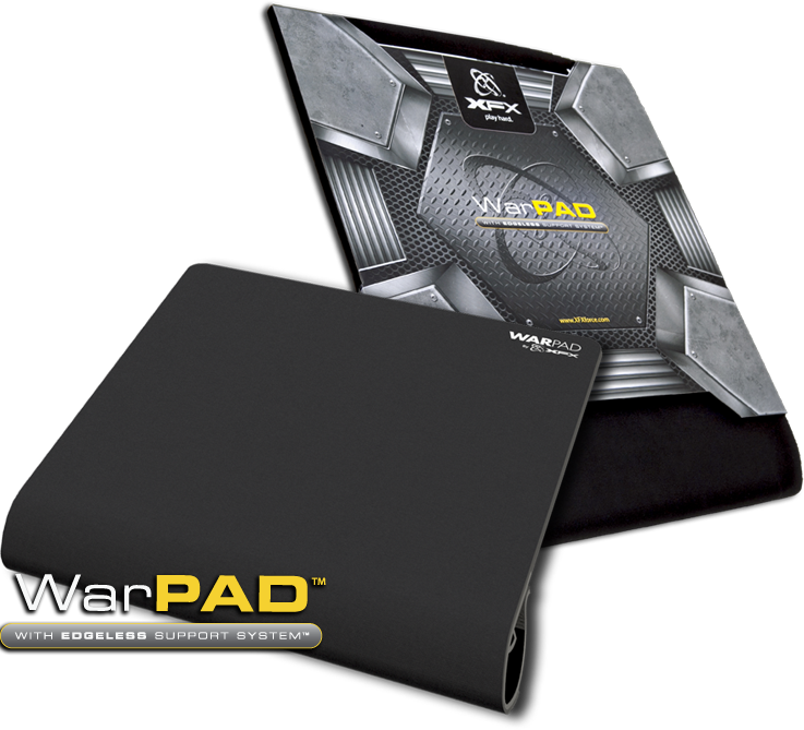 WarPad Edgeless Mousepad