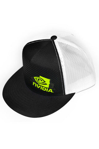 NVIDIA Stripes Trucker Hat