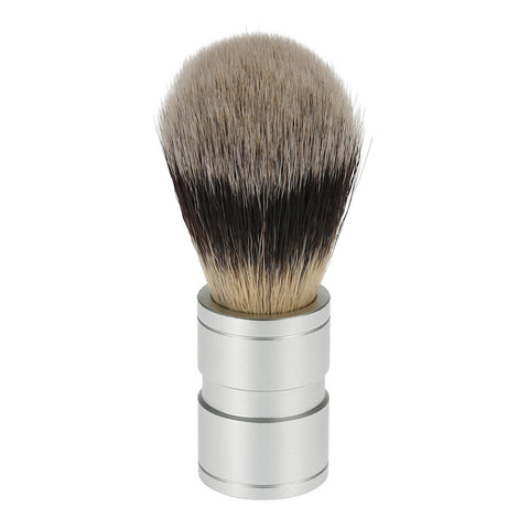 Nylon Shaving Brush with Metal Handle