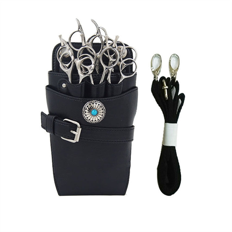 Professional Barber Scissors Holder Pouch