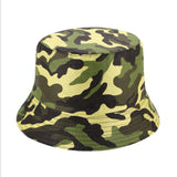 Bucket Hat Cotton Fishing Brim Boonie visor Men Sun Hunting Summer Camping Cap