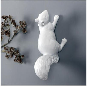 Country Squirrel Wall Pendant