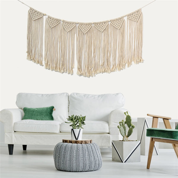 Unique tassels Wall Hanging
