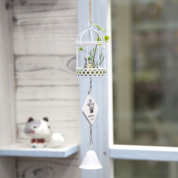 Birdcage Wind Chime