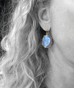 Kyanite dottie ear wrap
