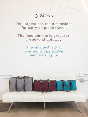 glam travel bags