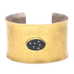 slate constellation cuff