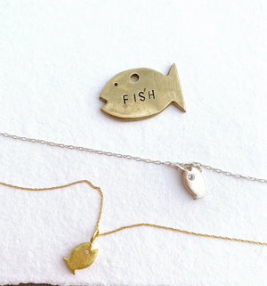 The Fish Necklace