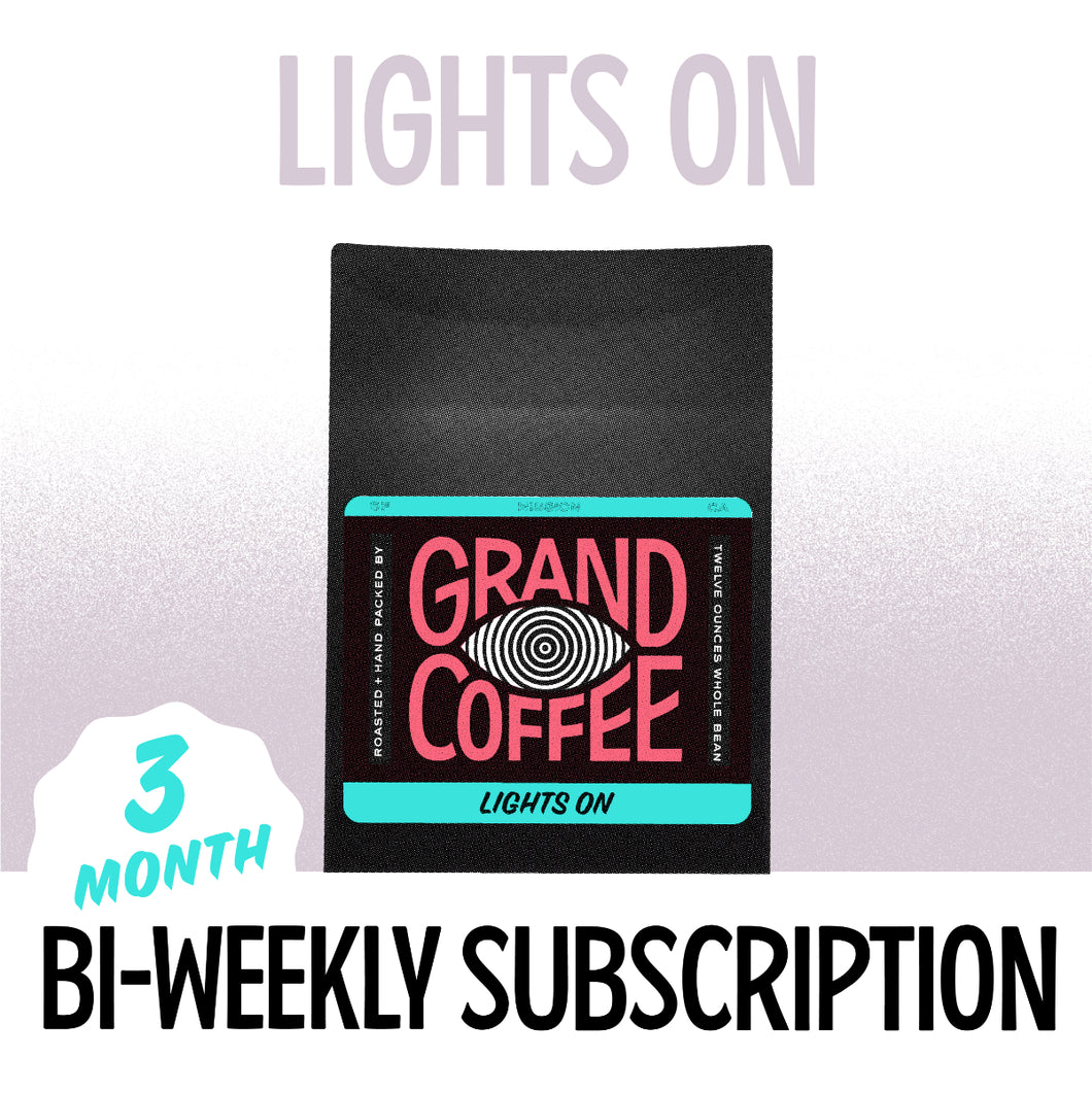 Lights On Biweekly Gift Subscription: Three Months