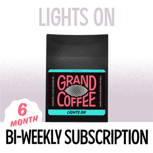 Lights On Biweekly Gift Subscription: Six Months