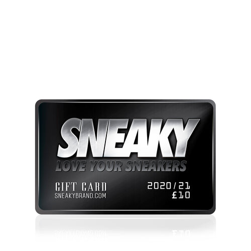 Sneaky Gift Card