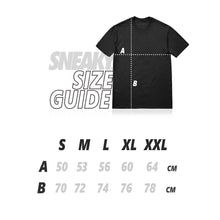 Load image into Gallery viewer, Sneaky Logo Unisex Adult T-shirt Black