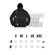 Load image into Gallery viewer, Sneaky Logo Unisex Adult Hoodie Grey