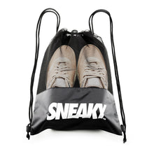 Load image into Gallery viewer, Sneaky Bag - Multi Purpose Shoe and Trainer Carry Bag