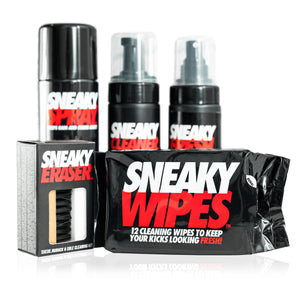 Sneaky Complete Shoe Cleaning Kit - PRE ORDER ONLY