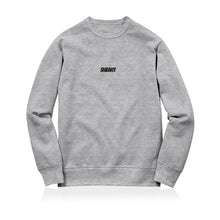Load image into Gallery viewer, Sneaky Logo Unisex Adult Sweatshirt Grey