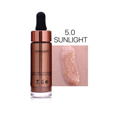 Shimmer Face Glow Liquid Highlighter