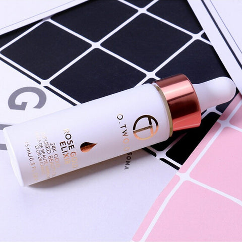 O.TWO.O Rose Gold Skin Make Up Essential Oil Moisturizing