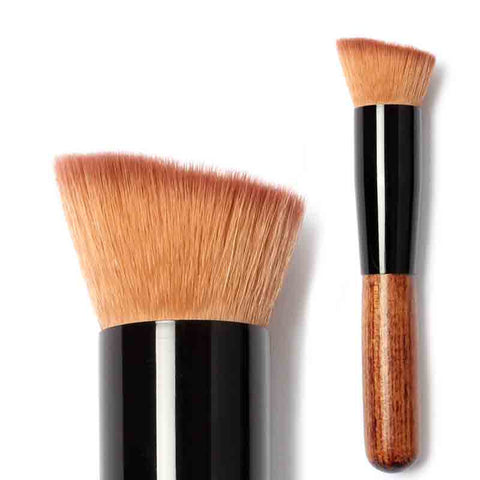 Liquid Foundation Make up Brush