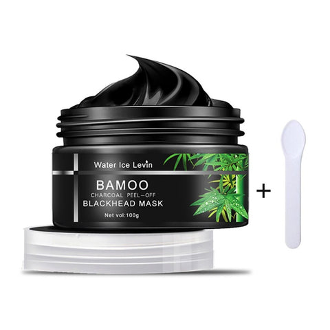 Bamboo Charcoal Peel-off Tearing Mask Deep Cleansing Remover Blackhead Cream Skin