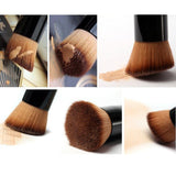 1Pc Powder Brush  Foundation Brush Makeup Brushes Facial Makeup Brush