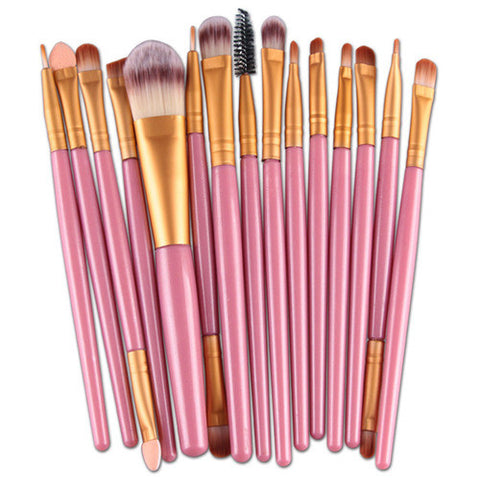 Cosmetic brush A Whole Set Fashion Makeup Accessories