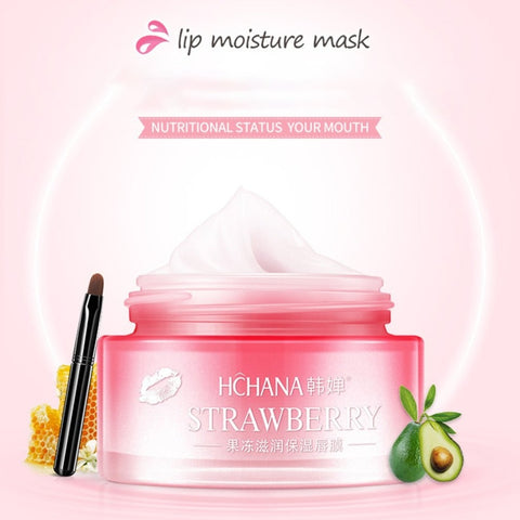 20g Repairing Lips Mask Night Moisturizing Sleeping Hydrating Lip Cream