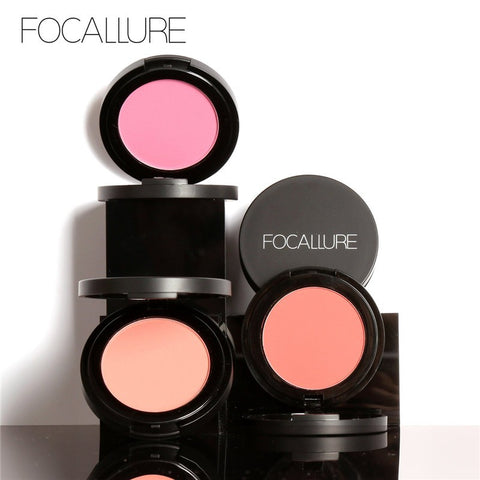 Fabulous 11 colors blush Soymilk matte pearl rouge Blush