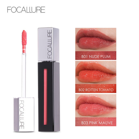 FOCALLURE 2018 Lipgloss Tint Beauty Sexy Lips