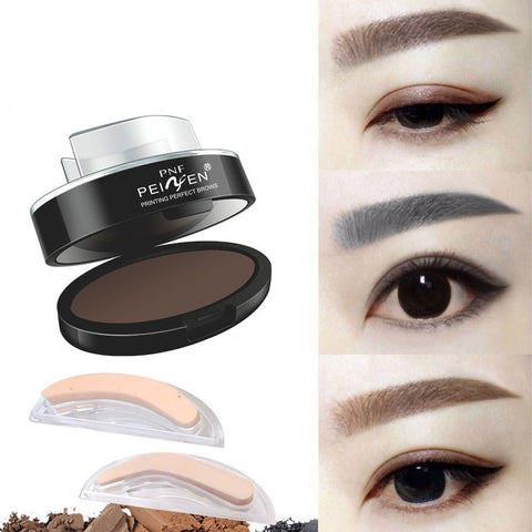 Exquisite Charm Lazy Makeup Eyebrow Powder Brow Stamp
