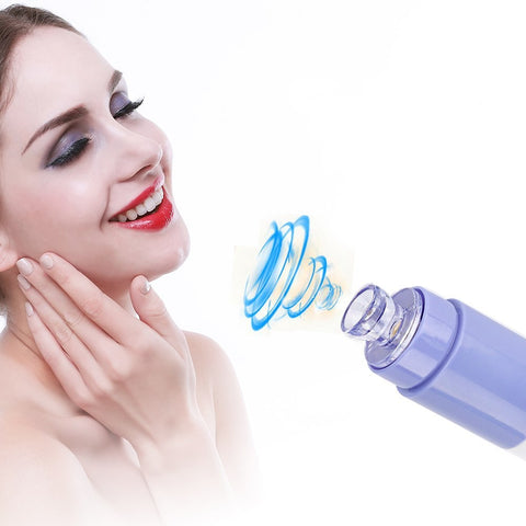 Electric Blackhead Removal Facial Pore Cleanser Cleaner Face Blackhead Acne Suction Device