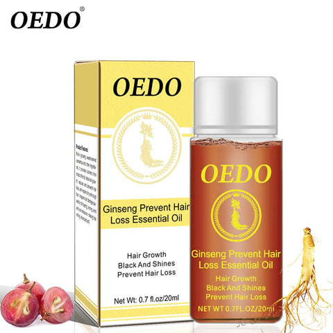 OEDO Ginseng Prevent Hair Loss Essential Oil