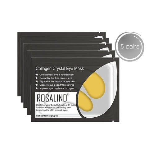 ROSALIND Gold Collagen Eye Mask